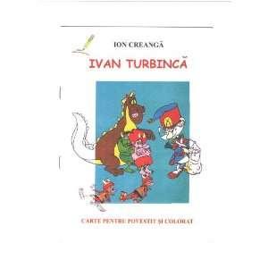Carte Pentru Povestit Si Colorat) (9789739437707) Ion Creanga Books