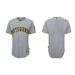 Wholesale Pittsburgh Pirates Blank Grey 2011 MLB Authentic