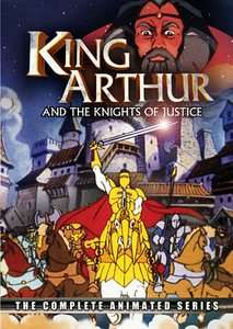 King Arthur and the Knights of Justice The Complete Animated Series