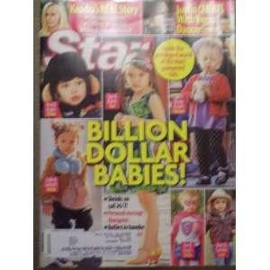 Star March 29, 2010 Billion Dollar Babies Shiloh Suri Levi