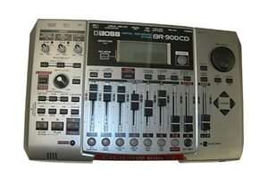 Boss BR 900CD Digital Multi Track Recorder