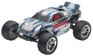 Traxxas 4510 Nitro Sport RTR with TQ Radio Pro15 020334451019