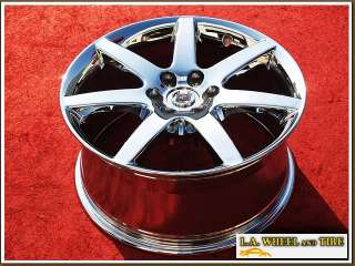 18 CADILLAC CTS V OEM CHROME WHEELS RIMS SRX EXCHANGE