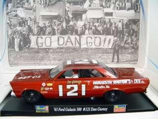 Revell Monogram 4894 1965 Ford Galaxie Dan Gurney Riverside 1/32 Slot
