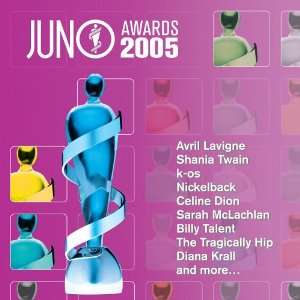Juno Awards 2005 Various Artists Music