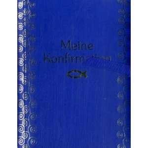 Foto Einsteckalbum, blau (9783815741924) Christiane Leesker Books