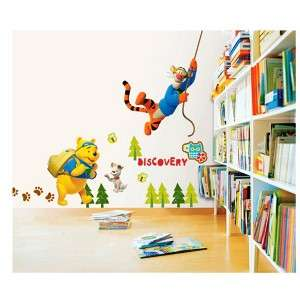 Removable Vinyl Wall Sticker Wallpaper Decal Kids Room