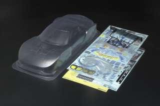 Tamiya 51372 1/10 ORC Amemiya SGC 7 Body Set