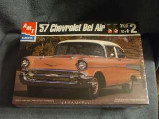 Amt Ertl 57 Chevrolet Bel Air Factory Sealed Skill 2