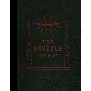 East Cleveland, Ohio: 1933 Yearbook Staff of Shaw High School: Books