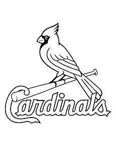 ST LOUIS CARDINALS MLB STICKER VINYL DECAL