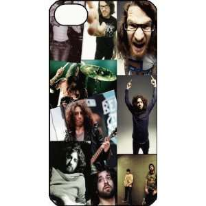 Fall Out Boy iPhone 4 iPhone4 Black Designer Hard Case