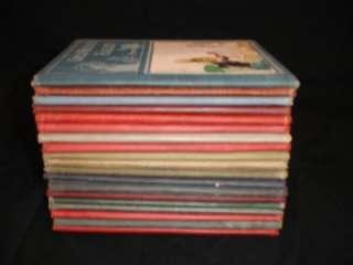 Uncle Wiggily Book Lot 1931 Howard Garis, illiustrator Lang Campbell