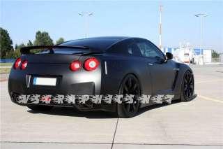 MATTE BLACK VINYL WRAP AUDI S5 A5 WHOLE CAR 3M USA