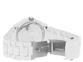 BRAND NEW GUESS WHITE ROCK CANDY LADIES WATCH G12543L