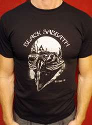 Black Sabbath t shirt long sleeve & Tall available 102