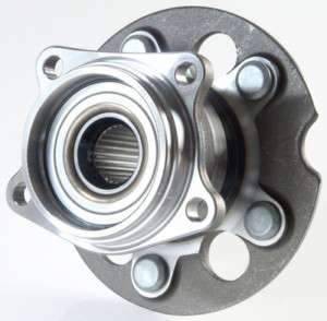 04 09 Toyota Sienna AWD Wheel Bearing & Hub RW 512281