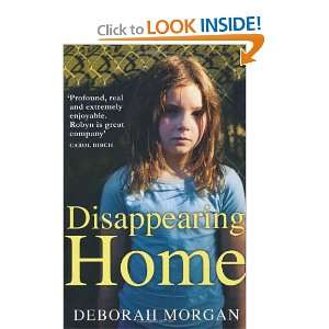 Disappearing Home (9781906994327): Deborah Morgan: Books