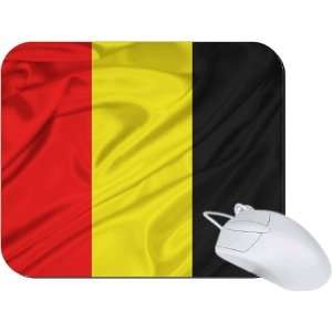 com Rikki Knight Belgium Flag Mouse Pad Mousepad   Ideal Gift for all
