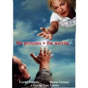 The Princess + the Warrior Poster Movie Belgian 27x40:
