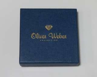 NEW OLIVER WEBER DESIGNER DOLPHIN FIGURINE SWAROVSKI CRYSTALS/STRASS