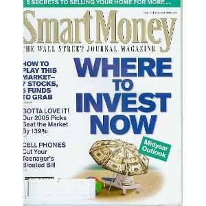 The Wall Street Journal Magazine, Vol. XV No. VII) Smart Money Books