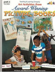 Art Activities from Caldecott Award Winning Picture Books Pre K   3 26