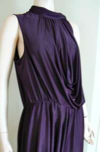 NEW BCBG MAX AZRIA COLLECTION RUNWAY SLEEVELESS FULL LENGTH GOWN DRESS
