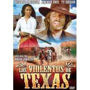 Los Violentos De Texas RICHARD HARRISON, GIULIO BARAGHINI
