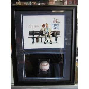 Tom Hanks Forrest Gump Signed Autographed Baseball with