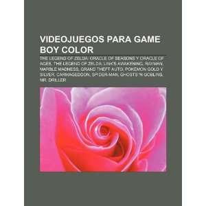 Videojuegos para Game Boy Color The Legend of Zelda