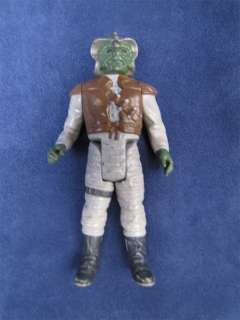 Vintage Star Wars Action Figure KLAATU Alien 1983 ROTJ