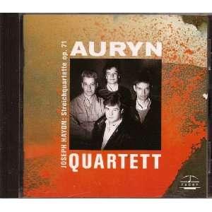 Auryn Quartett   Haydn: Streichquartette op. 71: Music