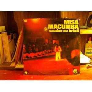Misa Macumba vaudou au bresil [Brazil voodoo] Various