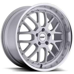 18 TSW Valencia Mesh Wheels Rims 5x112 Audi A4 A6 Mercedes Benz E C S