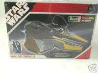 ANAKINS STAR WARS JEDI STARFIGHTER REVELL MODEL KIT