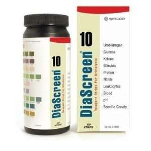 Arkray Urine Test Strip DiaScreen 9 Health & Personal