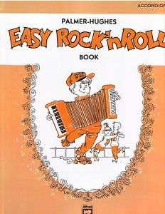 Palmer Hughes Accordion Easy Rock and Roll Book