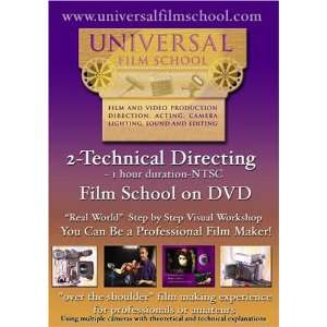 Universal Film School: Two Technical Directing: Models