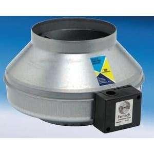 Fantech FG10 Galvanized Steel Inline Duct Fan