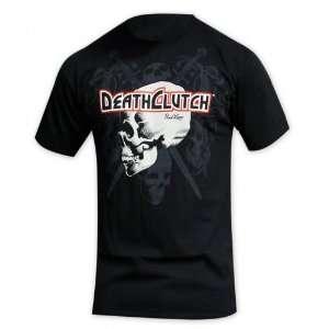 Death Clutch Skull Profile T Shirt