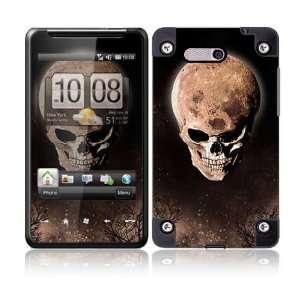 HTC HD Mini Skin Decal Sticker   Bad Moon Rising