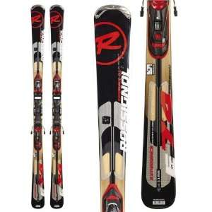 Rossignol Experience 74 Carbon Skis + TPIA2/Axium: Sports & Outdoors