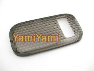 Plastic Skin Protector For Nokia C7 Soft Rhomb Cover Case Guard