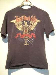 Shirt Hard Rock Cafe New York Preowned Sz Medium M