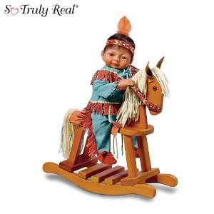 Native American Inspired So Truly Real Baby Doll The