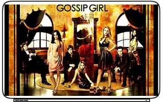 TV Gossip Girl Laptop Netbook Skin Cover Sticker Decal