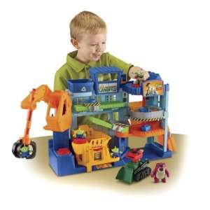 Fisher Price Imaginext TOY STORY 3 TRI COUNTY LANDFILL New