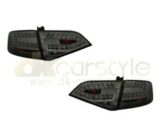 Audi A4 B8 8K LED Rearlights Rear lights / Taillights Tail lights