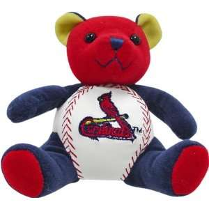 St. Louis Cardinals MLB Baseball Bear Sports & Outdoors